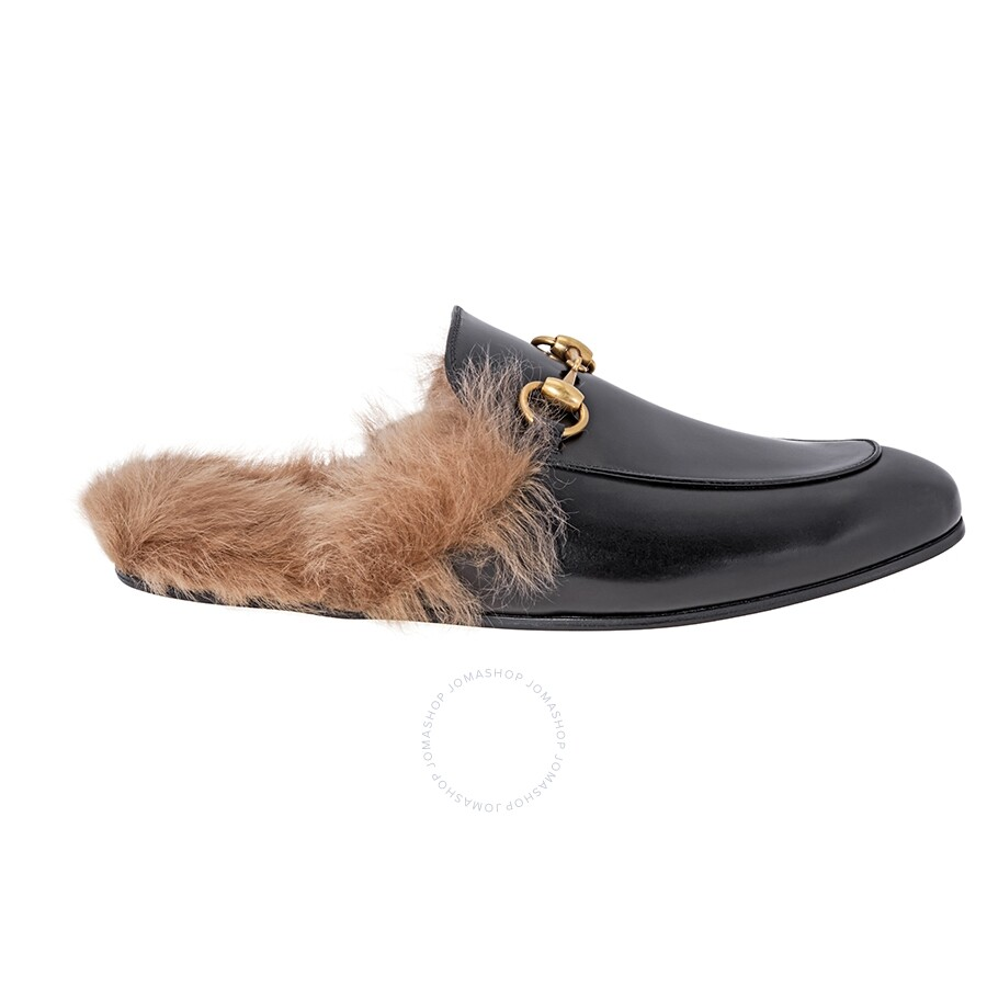626abaf4c Gucci Princetown Leather Slipper GC397647DKHH01063 - Shoes - Fashion ...