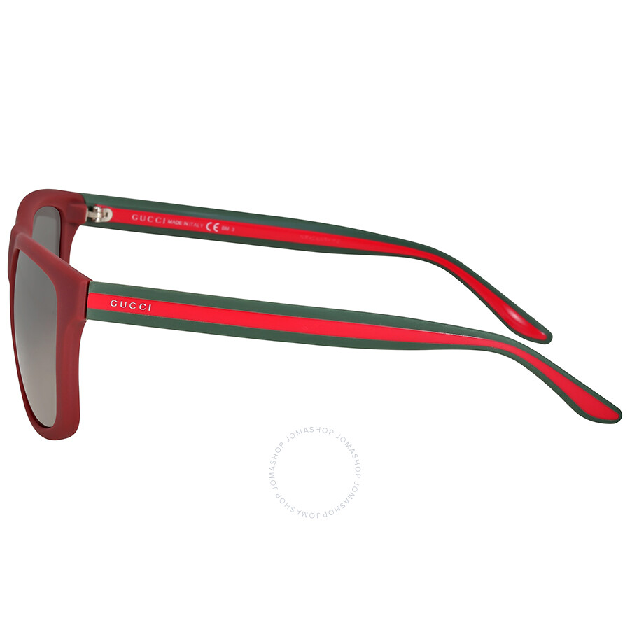 4a322ee5b6957 Gucci Red Nylon Sunglasses - Gucci - Sunglasses - Jomashop