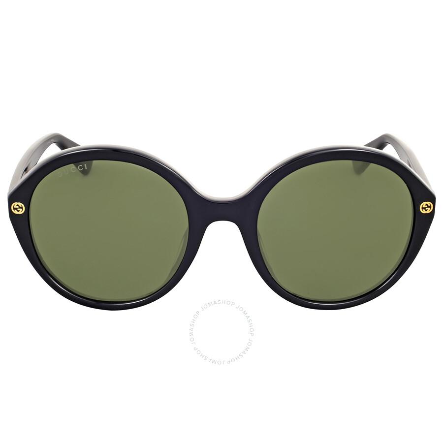 74cdefc1d6b Gucci Round Black Sunglasses Gucci Round Black Sunglasses ...