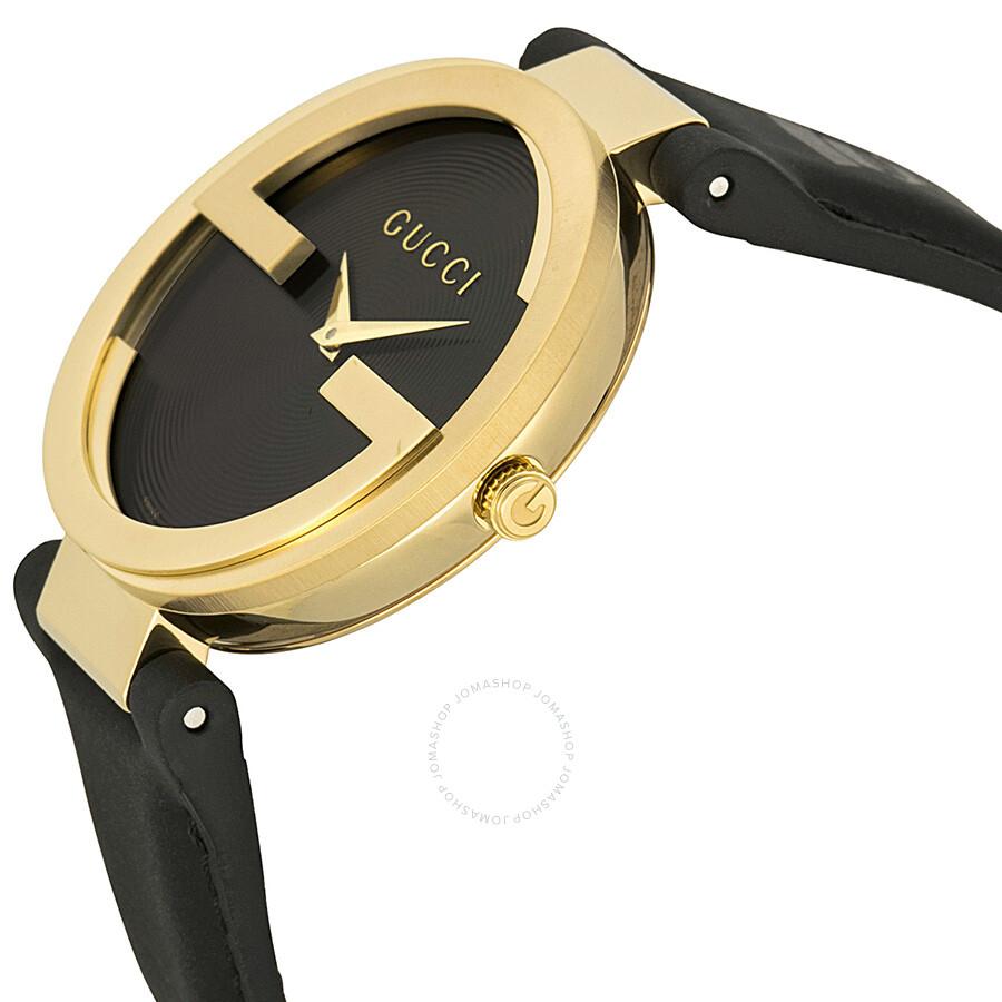094f5205fe7 ... Gucci Special Latin GRAMMY Gold-tone Large Watch YA133312 ...