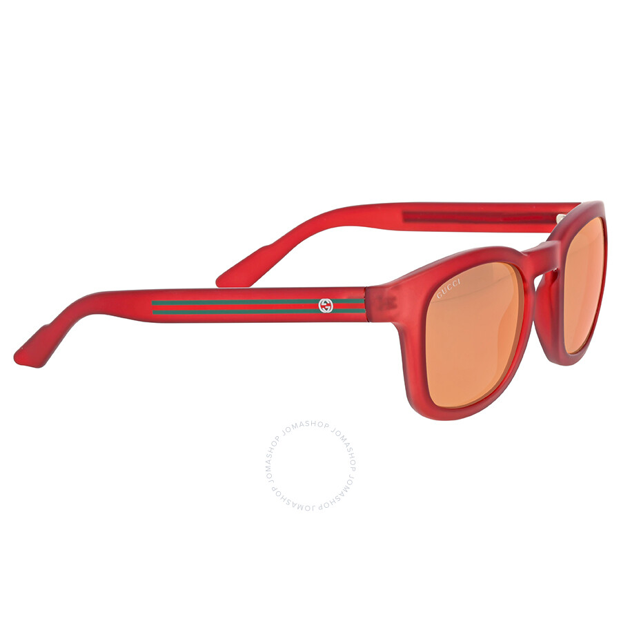 Gucci Mirrored Sunglasses  gucci square red mirror sunglasses gucci sunglasses joma