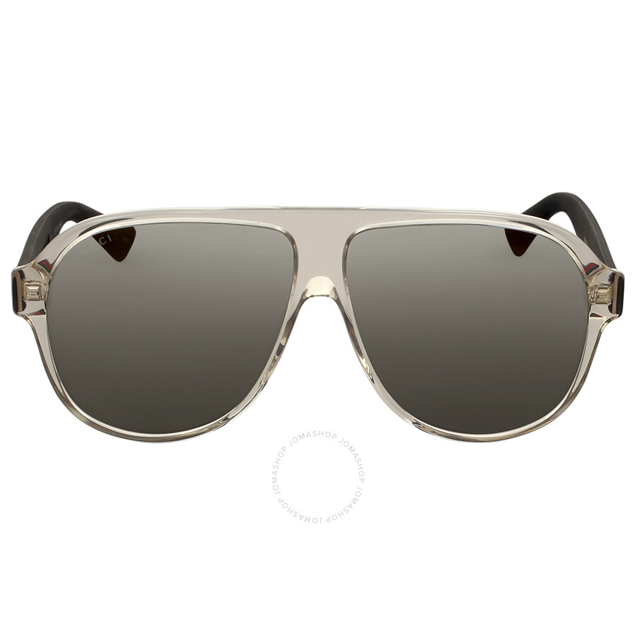 0297d1662d5 Gucci Translucent Aviator Sunglasses Gucci Translucent Aviator Sunglasses  ...