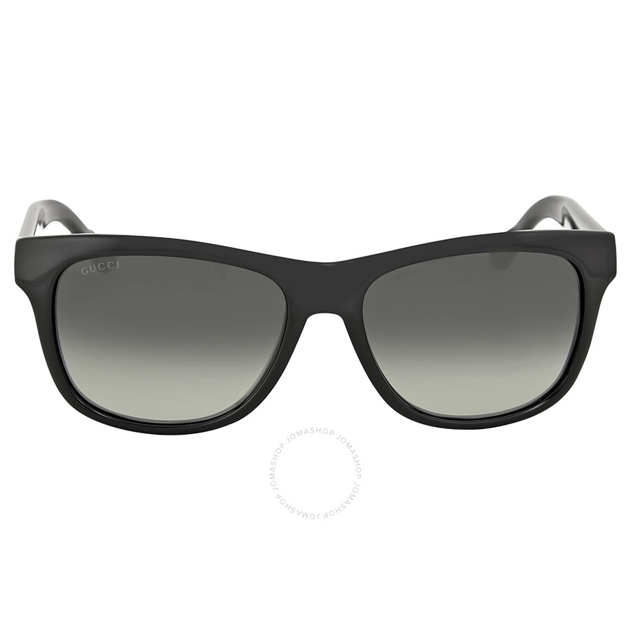 square sunglasses  Gucci Transparent Grey Square Sunglasses - Sunglasses - Jomashop