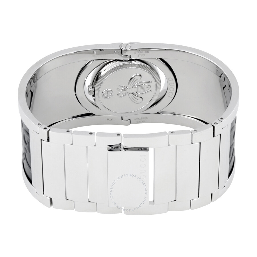 223f9316685 Gucci Twirl Silver Dial Ladies Watch YA112441 - Twirl - Gucci ...