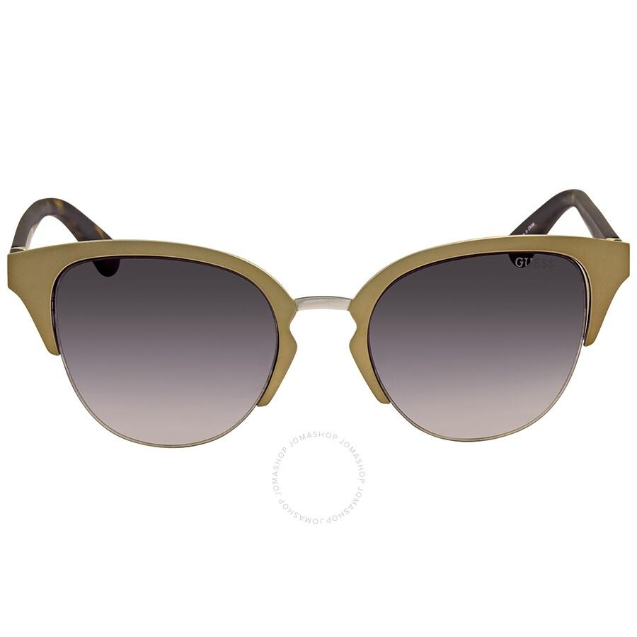 6695c5a305e Guess Gradient Smoke Cat Eye Sunglasses GU7449 32B 53 - Guess ...
