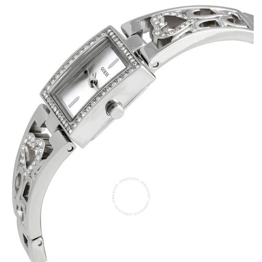 Guess Las Stainless Steel Bracelet Watch U85041l1