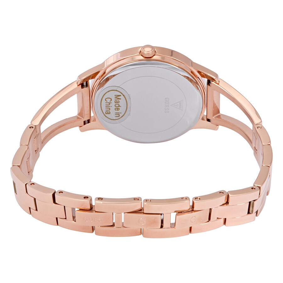 867c339519217 Guess Lola Rose Gold Dial Ladies Watch W1145L4 - Guess - Watches ...