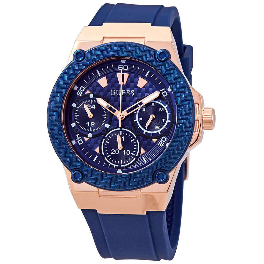 9436ed964 Guess Zena Blue Dial Ladies Watch W1094L2 - Guess - Watches - Jomashop