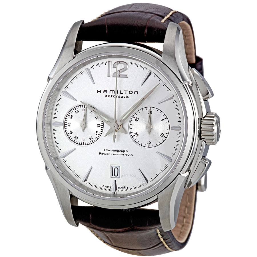 Hamilton american classic jazzmaster chronograph automatic for American classic