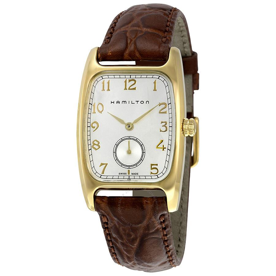 Hamilton Boulton Quartz Men's Watch H13431553 ...