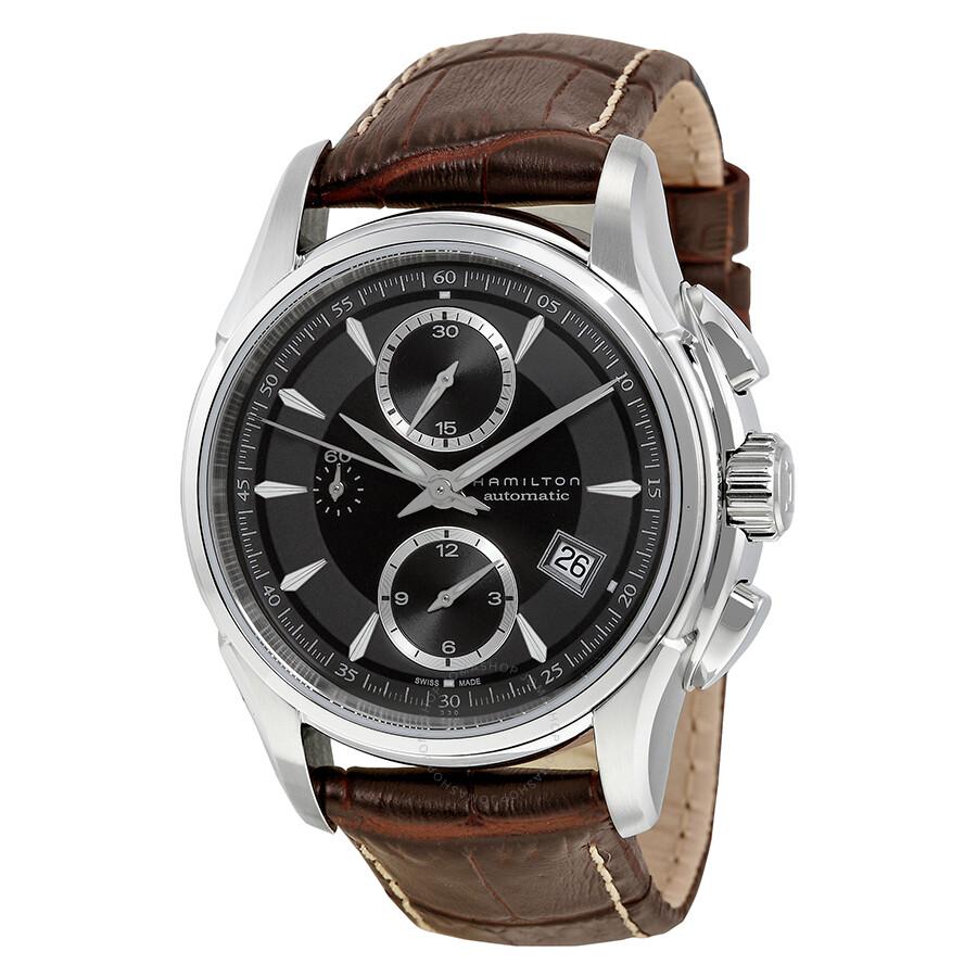 outlet ab25a 66104 Hamilton Jazzmaster Auto Chrono Men's Watch H32616533