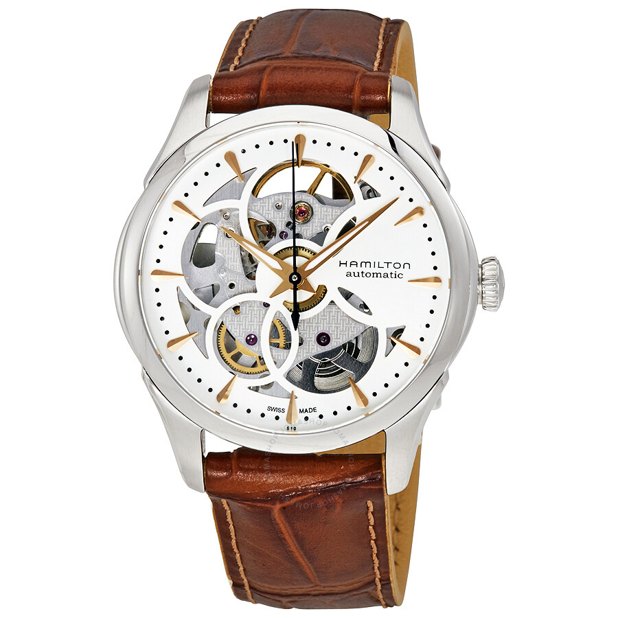 Hamilton Jazzmaster Automatic Ladies Watch H32405551