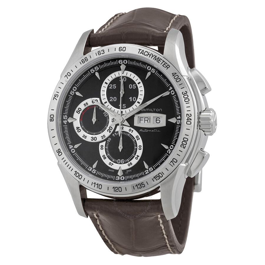 Hamilton Jazzmaster Lord Hamilton Automatic Chronograph Men S Watch H32816531