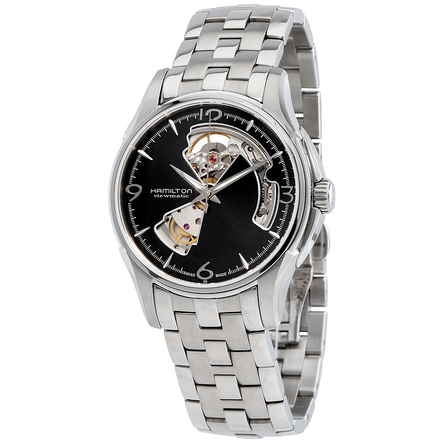 Hamilton Jazzmaster Open Heart Automatic Men's Watch