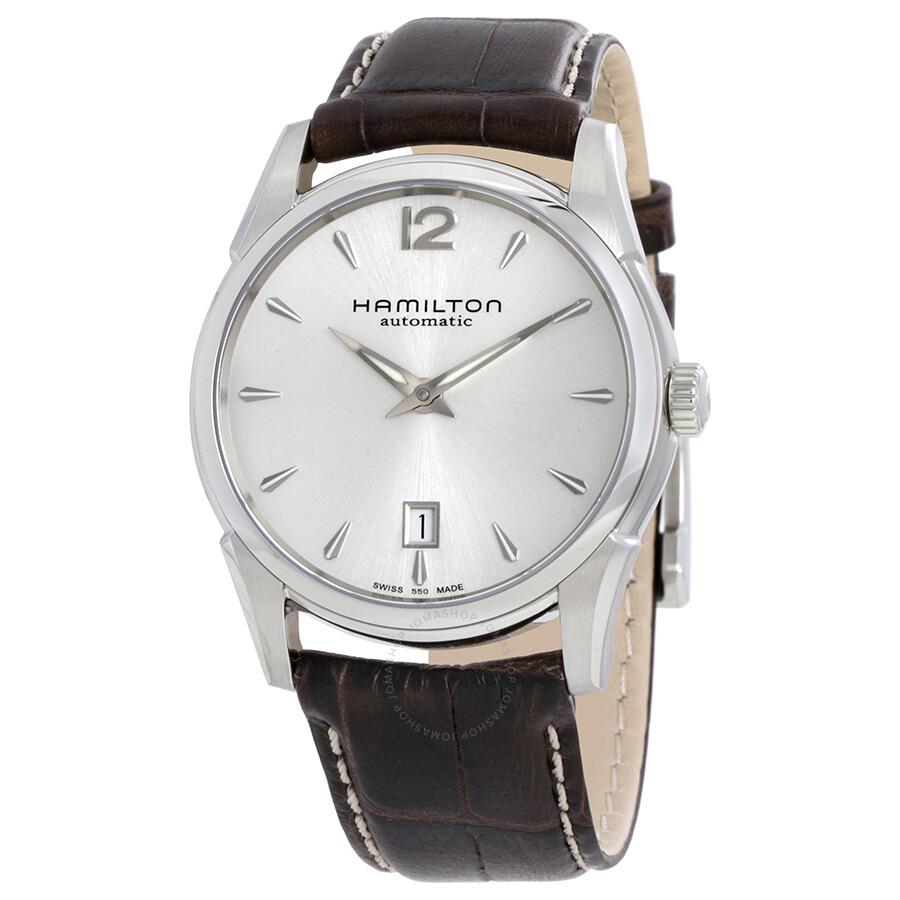 Hamilton Jazzmaster Series Silver Dial Men's Watch H38515555 - Jazzmaster - Hamilton - Watches ...