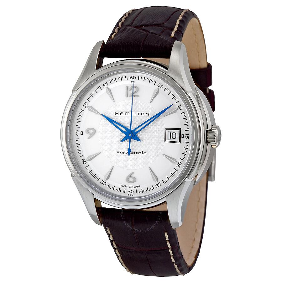 918fd35bd5f Hamilton Jazzmaster Viewmatic Automatic Men s Watch H32455557 ...