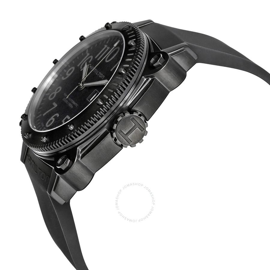 3cfb411d5 Hamilton Khaki Belowzero Men's Watch H78585333 Hamilton Khaki Belowzero  Men's Watch H78585333 ...