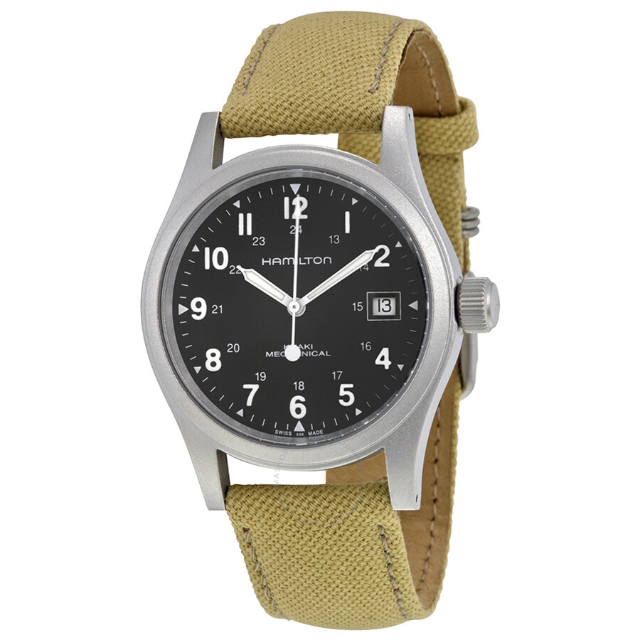 Hamilton Khaki Field Mechanical Men S Watch Discontinued Replaced