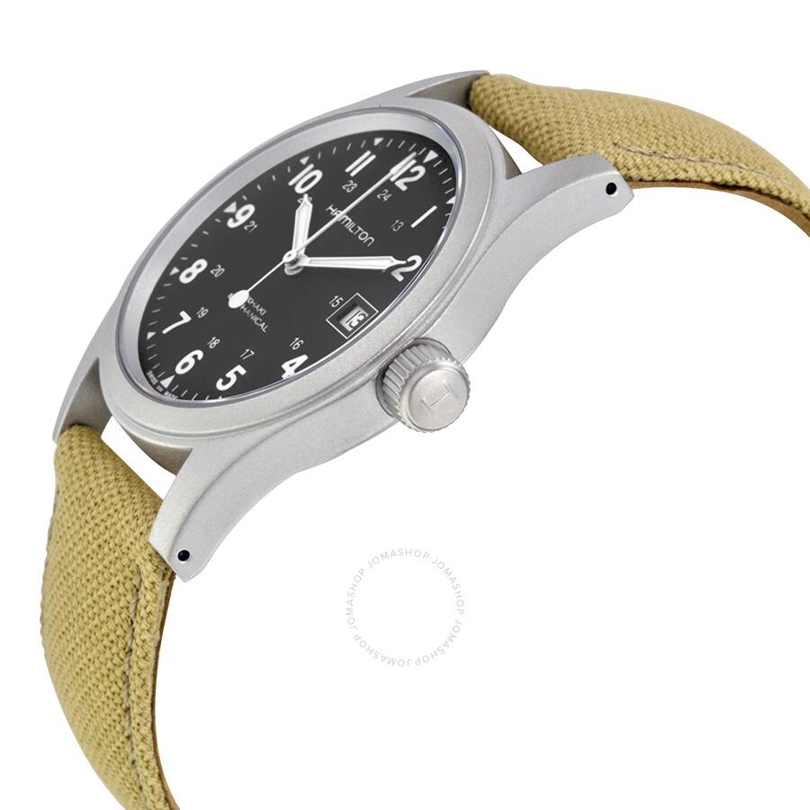 Hamilton Khaki Field Mechanical Men S Watch Discontinued Replaced
