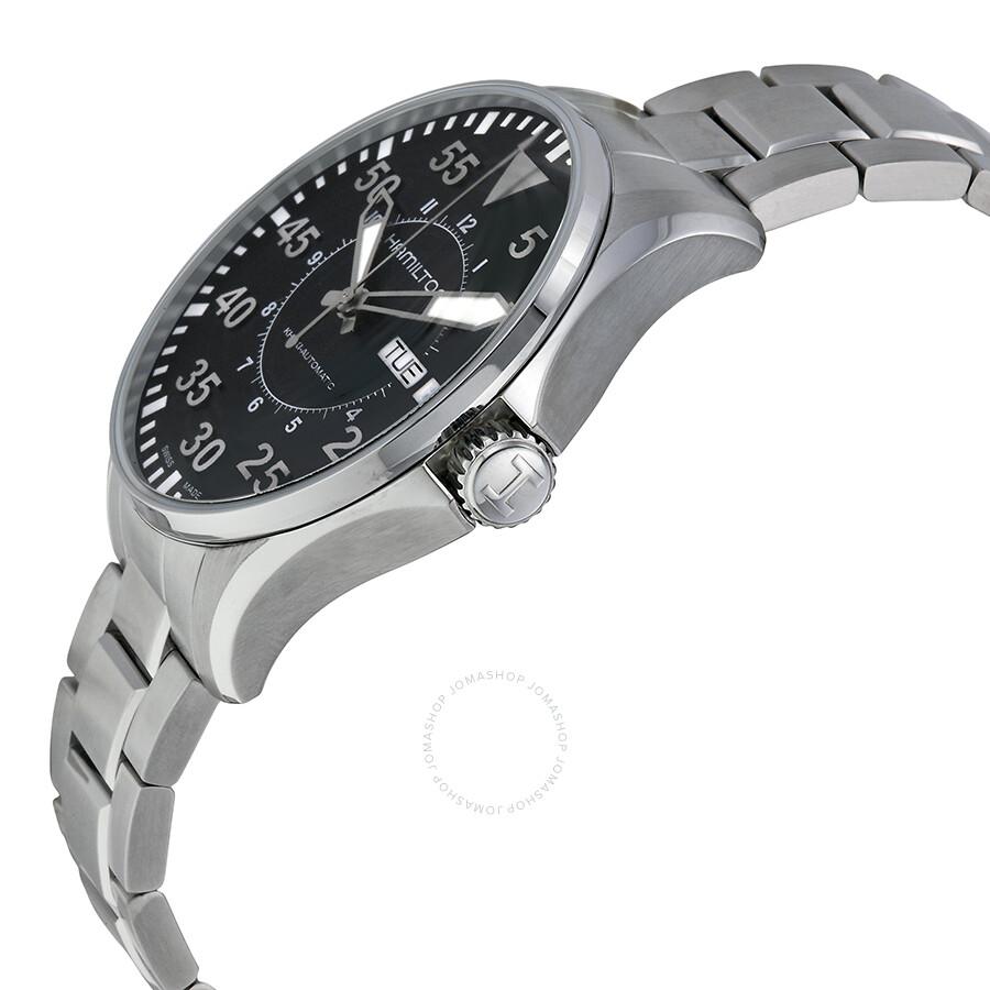 Hamilton Khaki Pilot Automatic Men s Watch H64715135 Hamilton Khaki Pilot  Automatic Men s Watch H64715135 ... 21781032e2