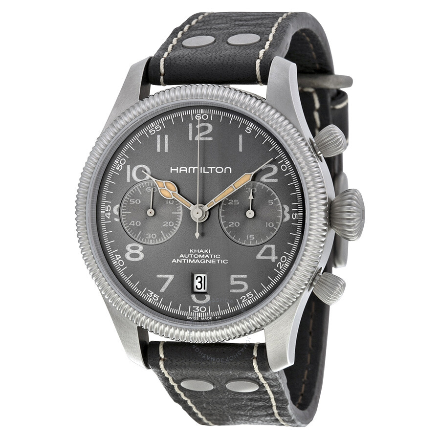 hamilton khaki pioneer chronograph s h60416583