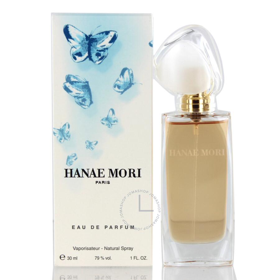 Парфюм hanae mori n02 от мастеров-парфюмеров hanae mori составляет вторую главу серии eau de collection