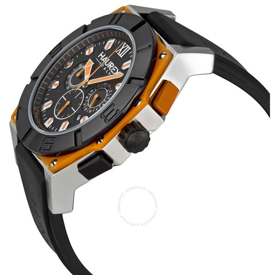 haurex italy dona  Haurex Italy Challenger RS Chronograph Men's Watch 3D364UNO - Haurex ...