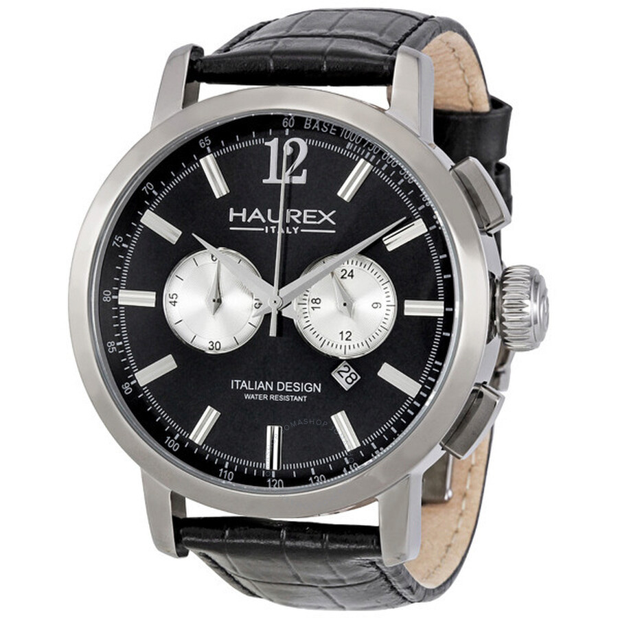 Haurex italy maestro men 39 s watch 9j330ugs haurex italy watches jomashop for Haurex watches