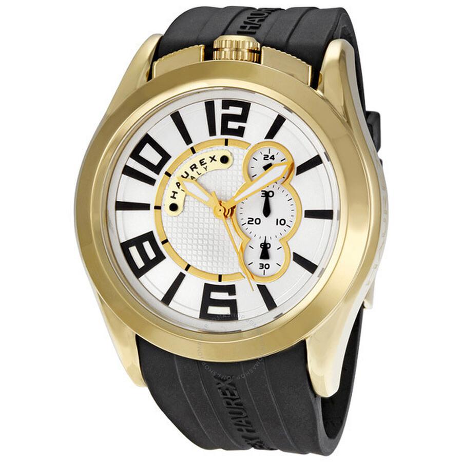 Haurex italy men 39 s blaze watch 3g333usy haurex italy watches jomashop for Haurex watches