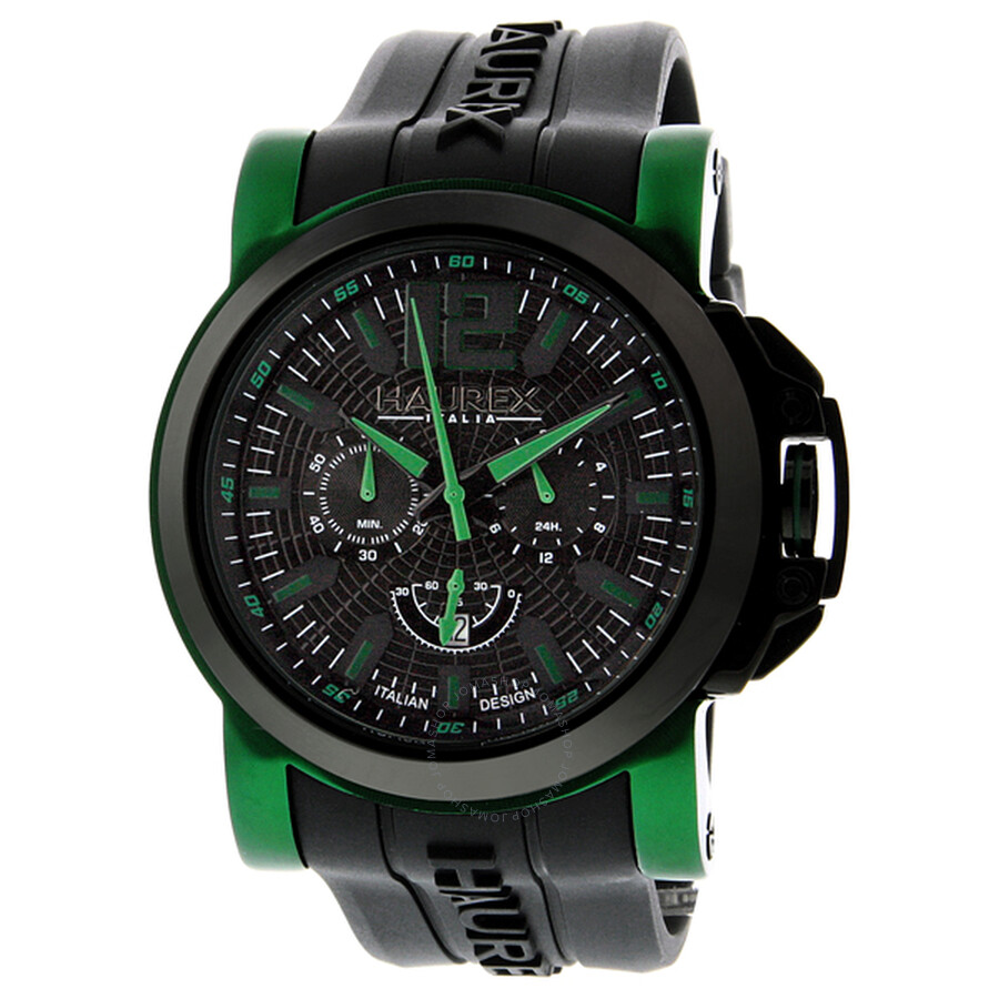 haurex italy san marco chronograph watch 3d370unv haurex italy watches jomashop