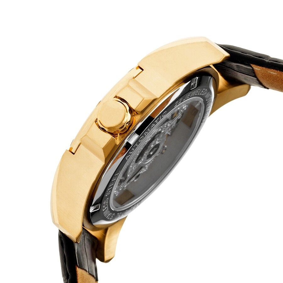 a1d5c6914 ... Heritor Armstrong Skeleton Dial Automatic Men's Watch HR3403 ...