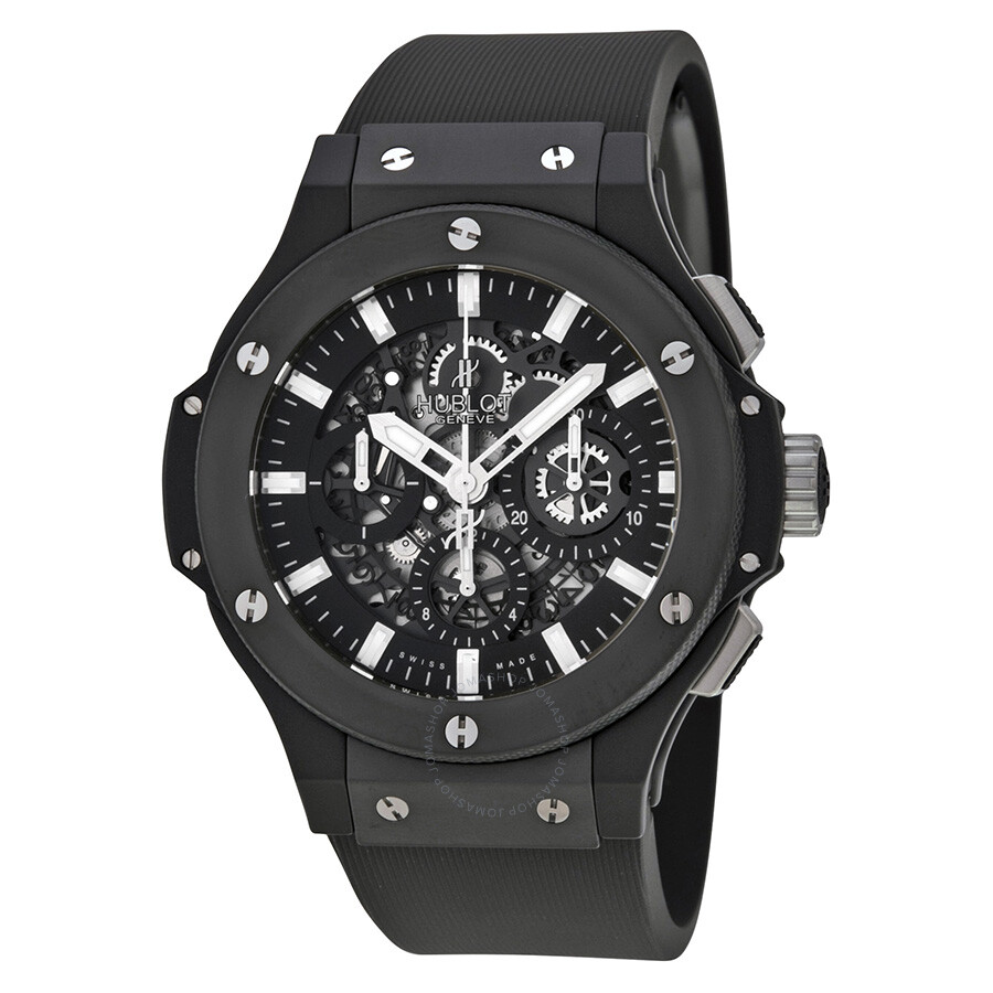 hublot big bang aero bang black magic automatic chronograph men u0026 39 s watch 311 ci 1170 rx
