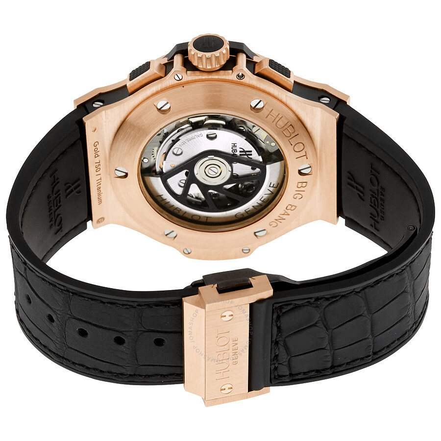Hublot big bang gold