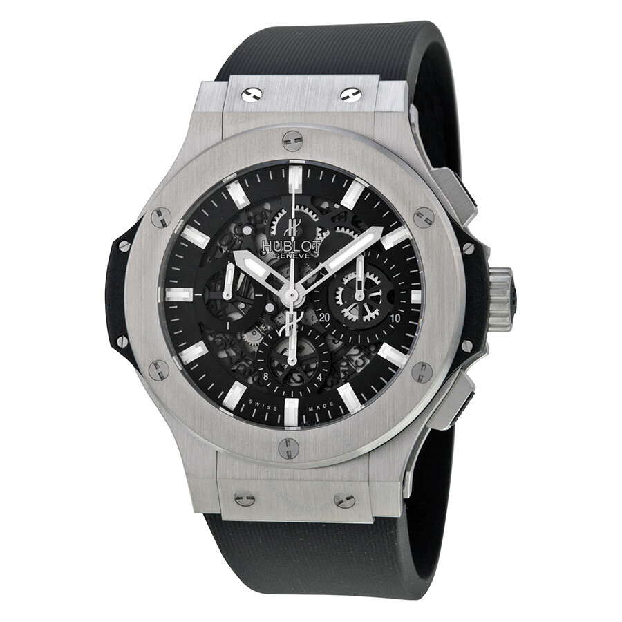 hublot big bang aero bang steel black dial automatic men u0026 39 s watch 311 sx 1170 rx