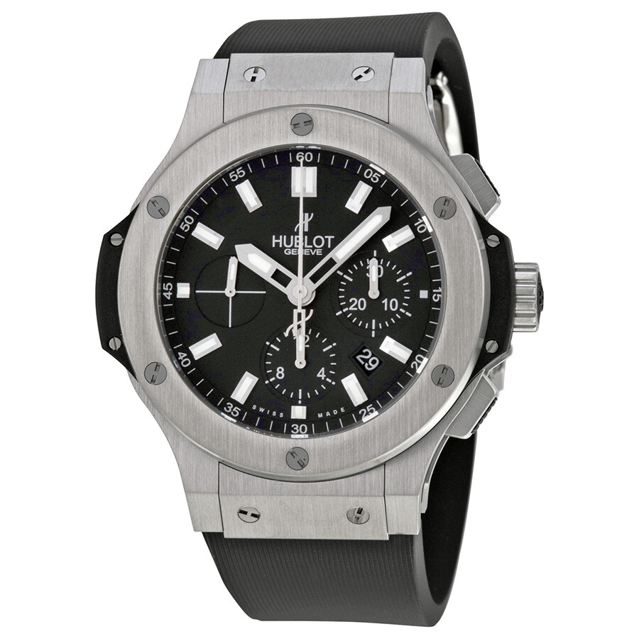 Hublot Big Bang Chronograph Black Dial Men's Watch 301.SX.1170.