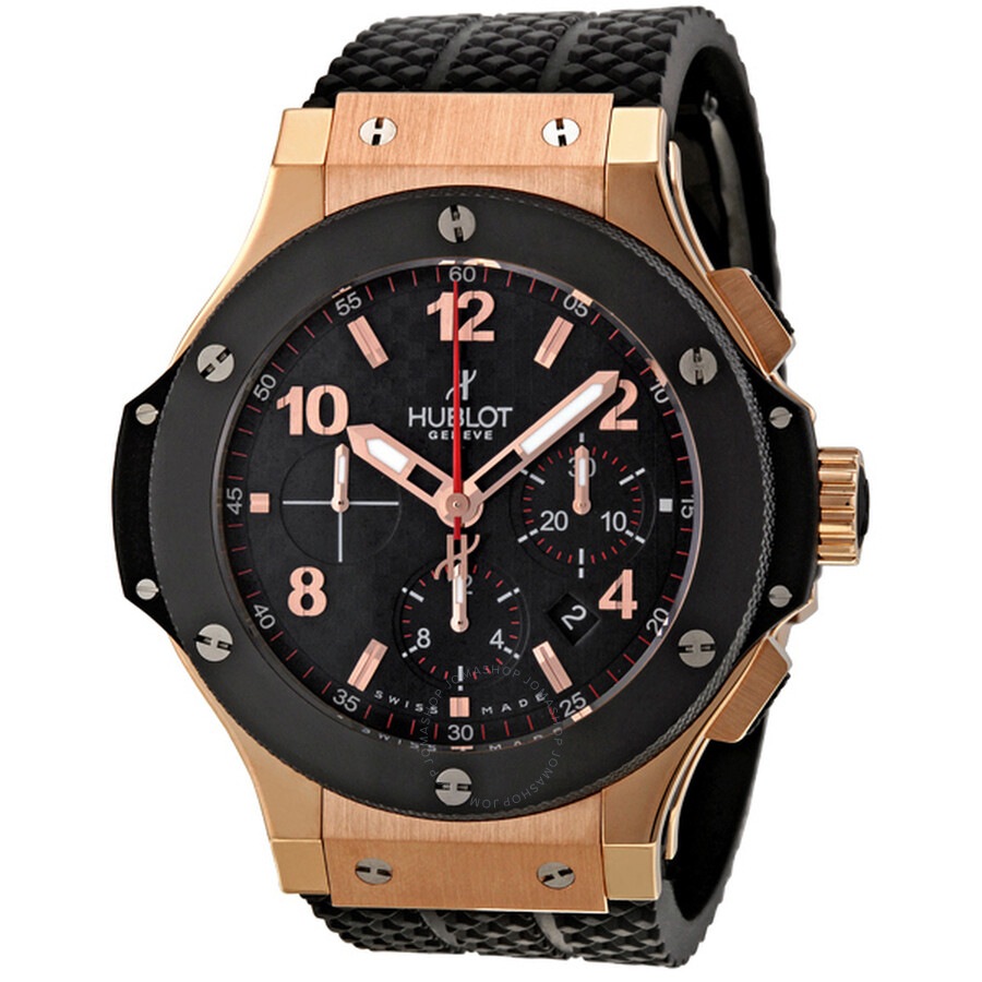 997aef82808 Hublot Big Bang 18kt Rose Gold Men's Watch 301.PB.131.RX - Big Bang ...