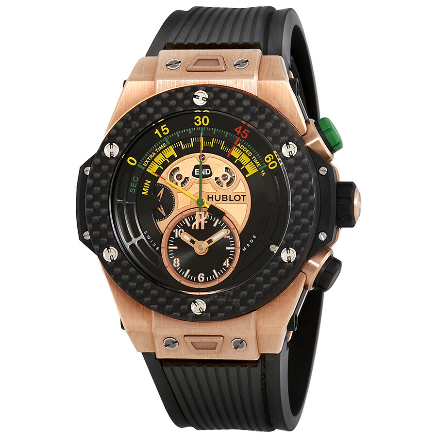 39ae79108 Hublot Big Bang Unico Bi-Retrograde FIFA World Cup Rose Gold Men's Watch  412OQ1128RX Item No. 412.OQ.1128.RX