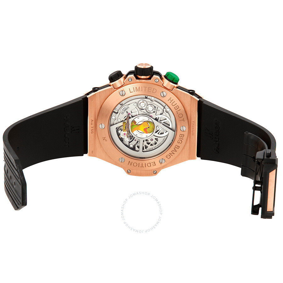7f7c3e838 Hublot Big Bang Unico Bi-Retrograde FIFA World Cup Rose Gold Men's Watch  412OQ1128RX