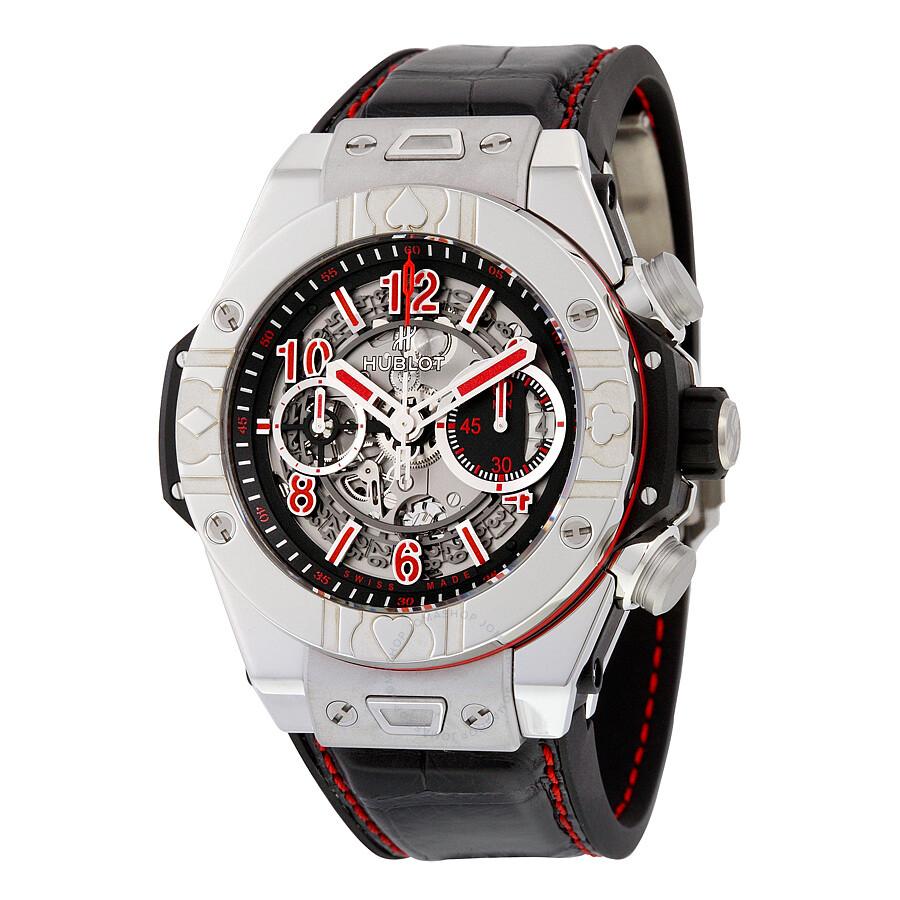 Hublot poker watch price