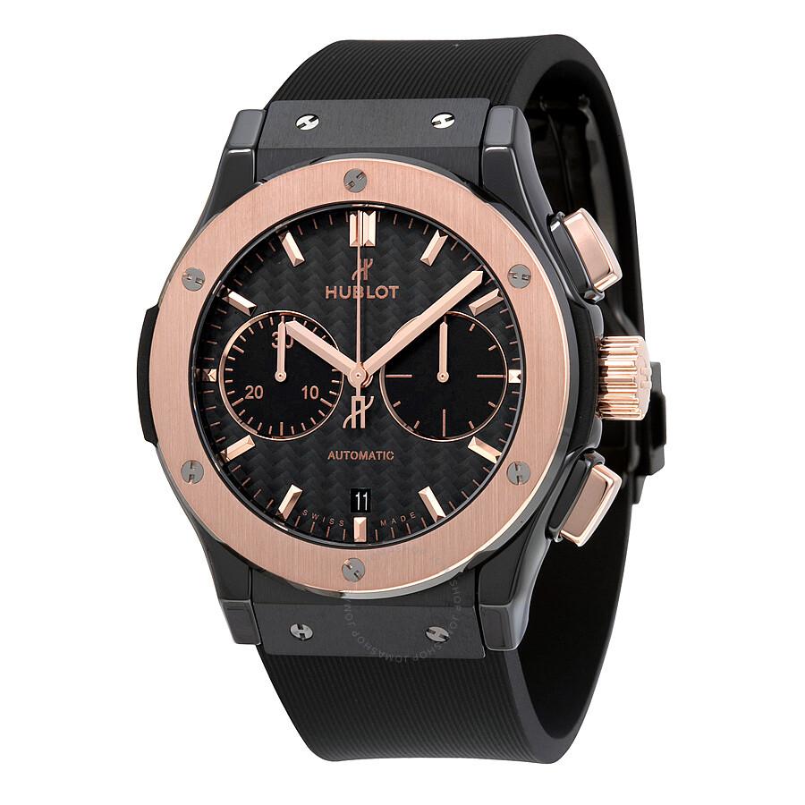 Hublot Classic Fusion Chronograph Automatic Men s Watch 521CO1781RX Item  No. 521.CO.1781.RX 462fa43049
