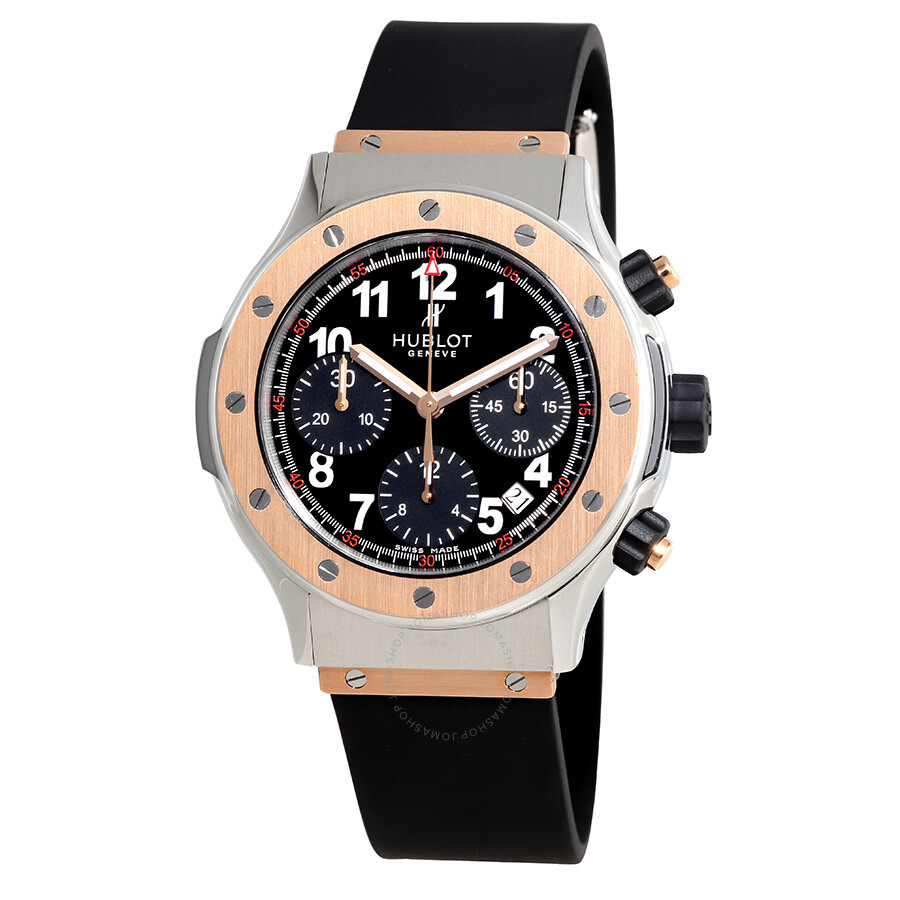 Hublot super b chronograph automatic black dial men 39 s watch 1926 nl30 7 hublot watches for Hublot watches