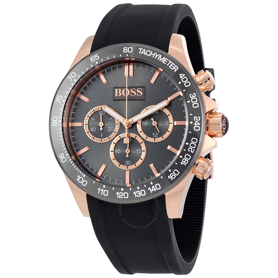 Hugo boss ikon chronograph men 39 s watch 1513342 hugo boss watches jomashop for Hugo boss watches