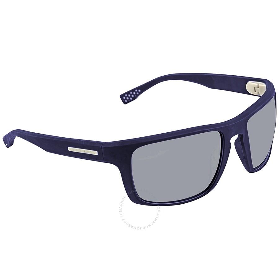 01aaf13b882d Hugo Boss Rectangular Sunglasses BOSS 0800/S CYM 58 - Hugo Boss ...