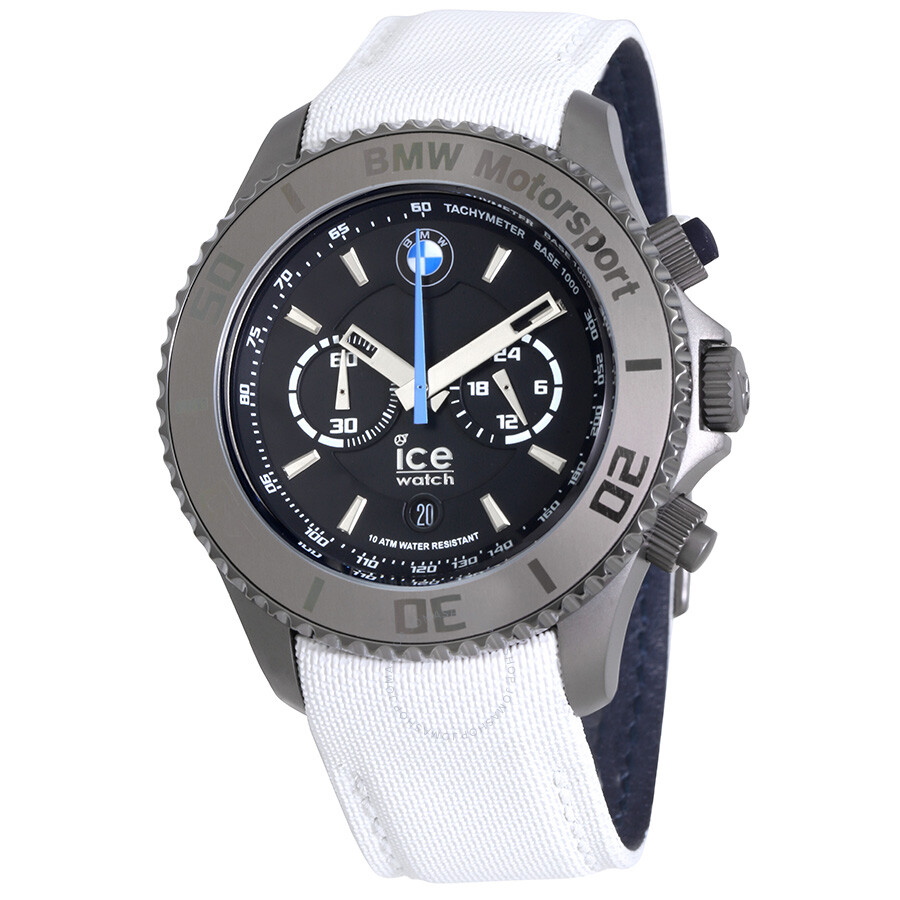 ice watch bmw motorsport chronograph men 39 s watch bm ch wdb. Black Bedroom Furniture Sets. Home Design Ideas