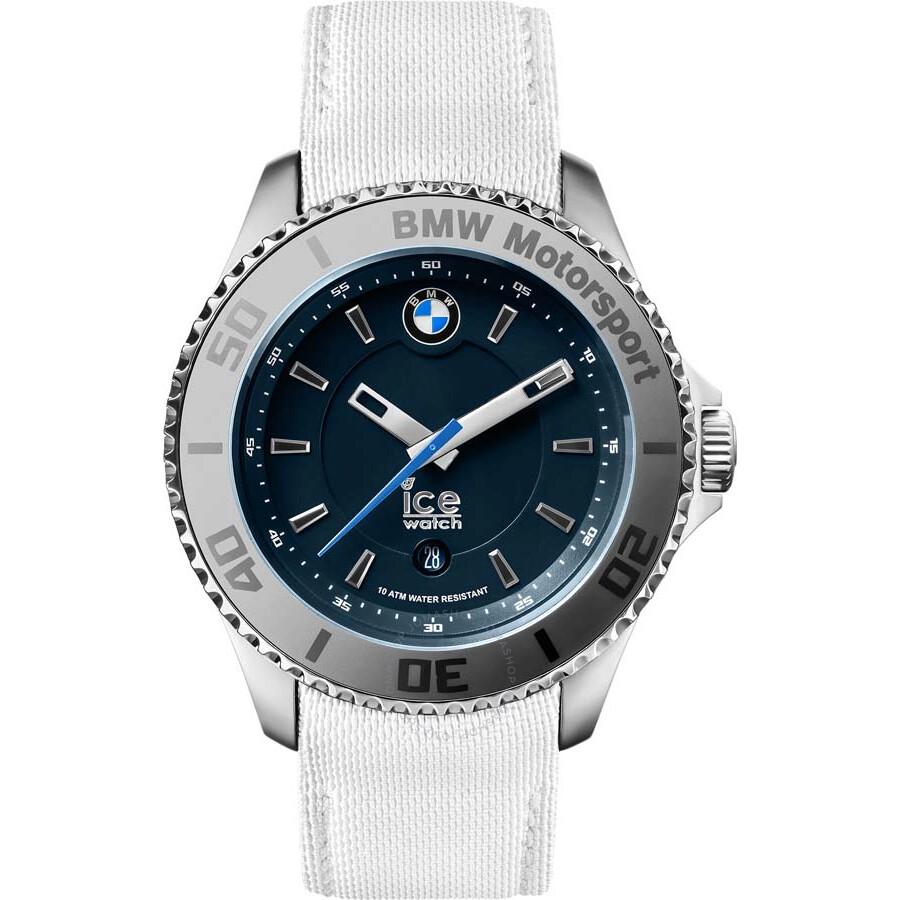 f1e77a18634 Ice-Watch BMW Motorsport Navy Blue Dial Men s Watch BM.WDB.B.L.14 ...