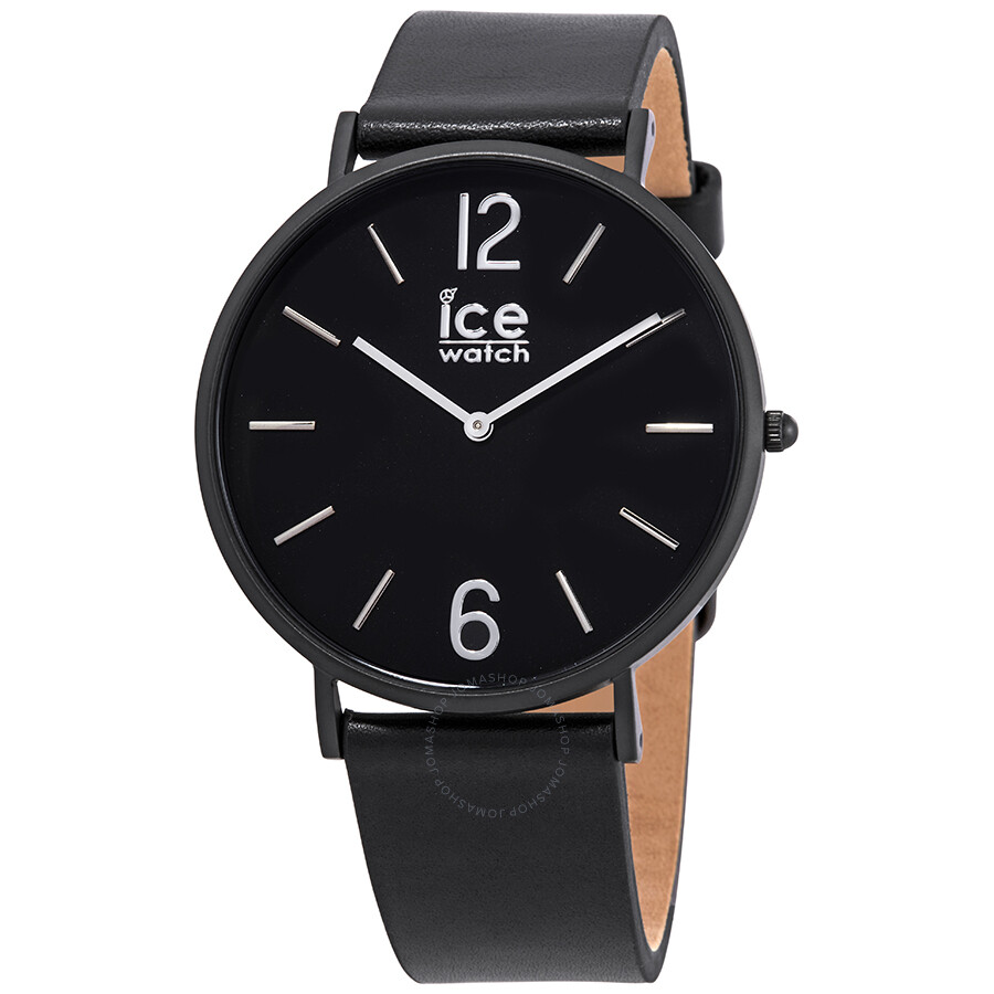 Ice-Watch City Tanner Black Dial Ladies Watch 001513 - Ice-Watch ... 387d3f4273