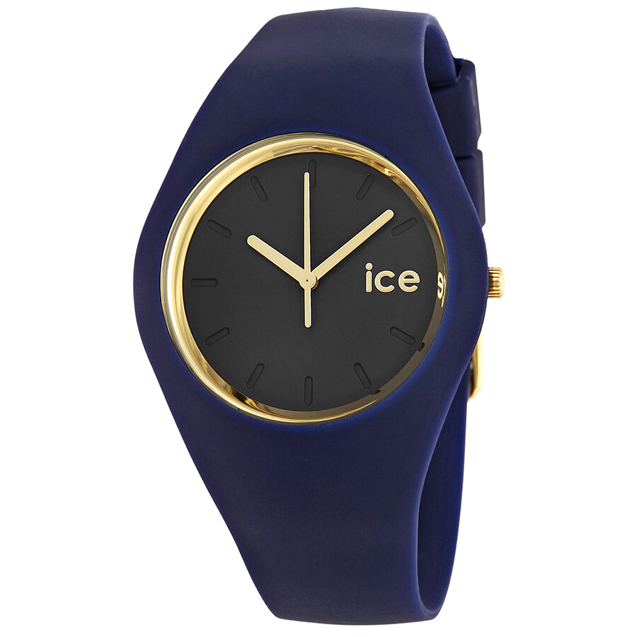 Ice-Watch Ice Glam Forest 40 mm Navy Blue Dial Ladies Watch 001059 ... 11b91f9956