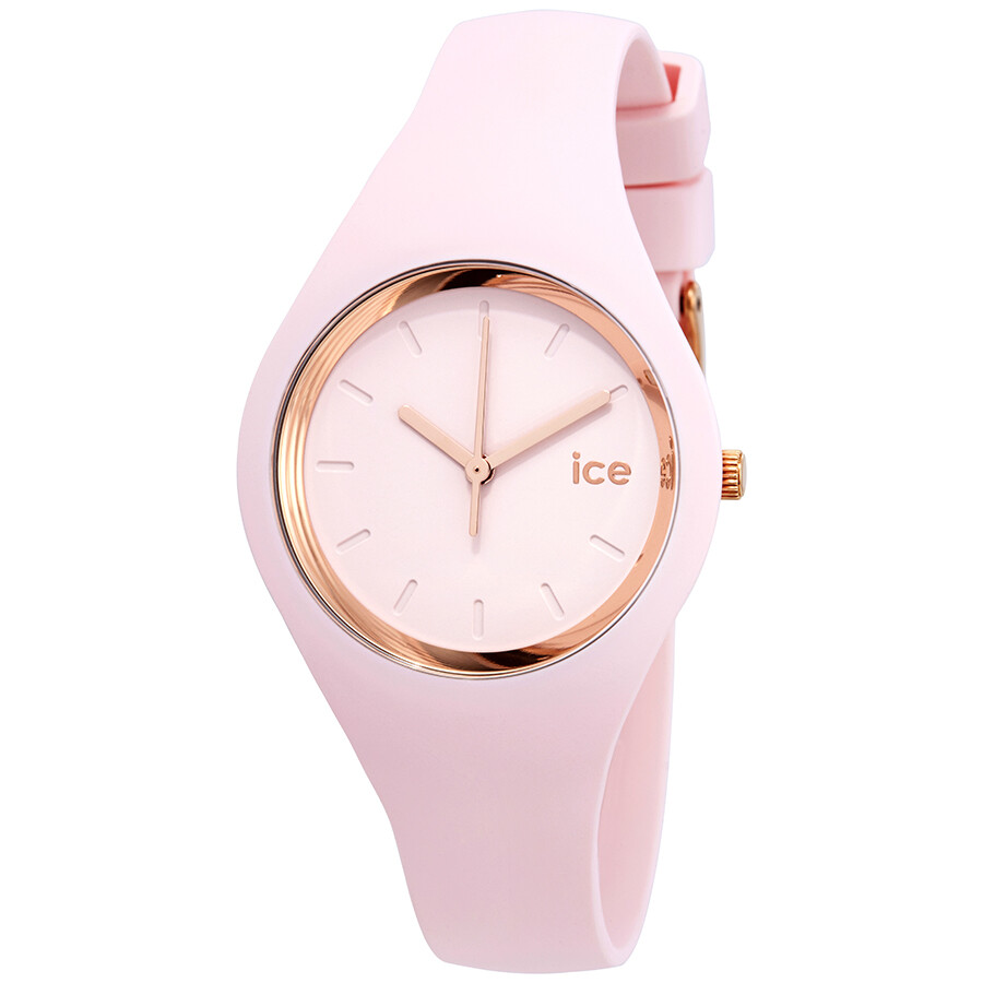 Ice-Watch Ice Glam Pastel 34mm Light Pink Dial Ladies Watch 001065 ... f072a147c4