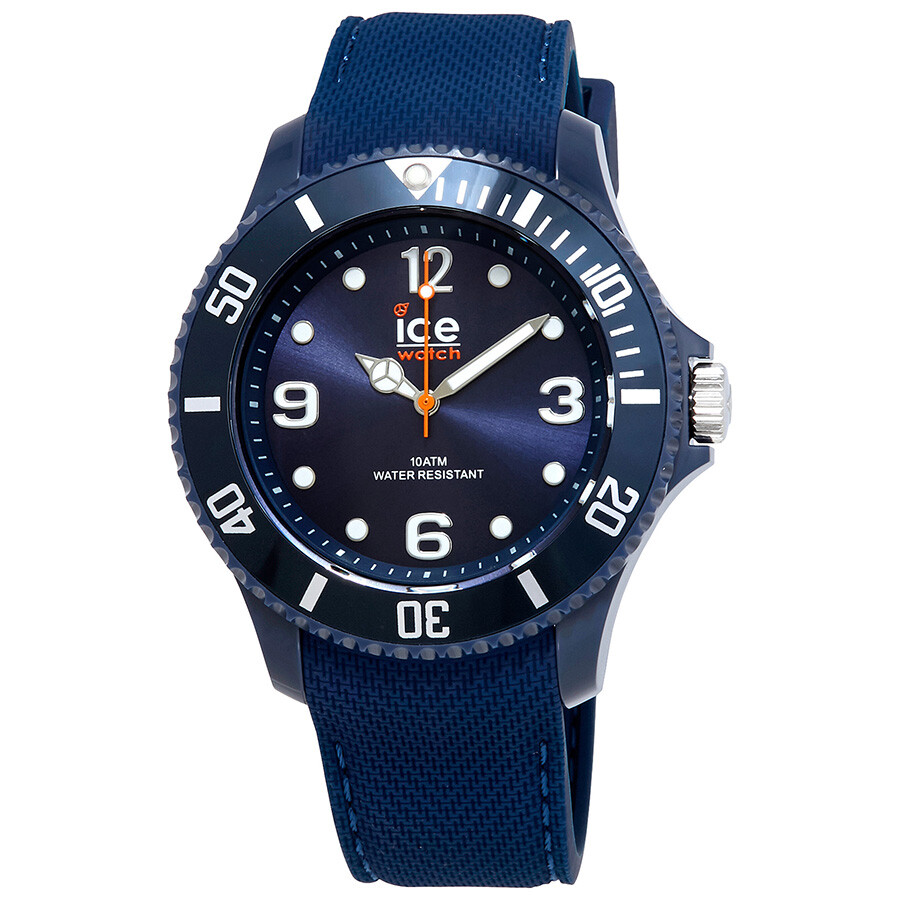 Ice-Watch Sixty Nine Navy Blue Dial Men s Watch 007266 - Ice-Watch ... 2edd2f5ab9