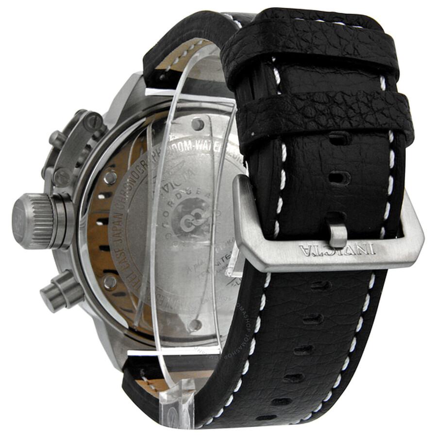 Rare Invicta Corduba 4505 retrograde black new | eBay